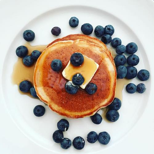 Pancakes with Blueberry - Birch Benders - Certified Paleo - Paleo Foundation