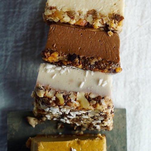 Pie Stacks - This Pie is Nuts - Certified Paleo, PaleoVegan - Paleo Foundation