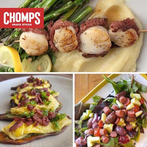 Chomps Snack Sticks - Chomps - Certified Paleo, Whole30 Approved - Paleo Foundation