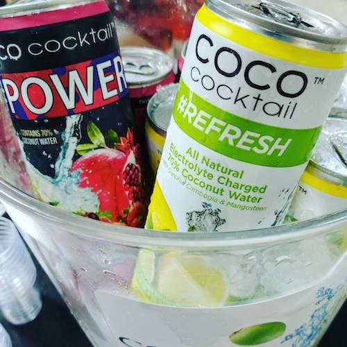 #Refresh & #Power - CocoCocktail - Paleo Friendly, PaleoVegan - Paleo Foundation