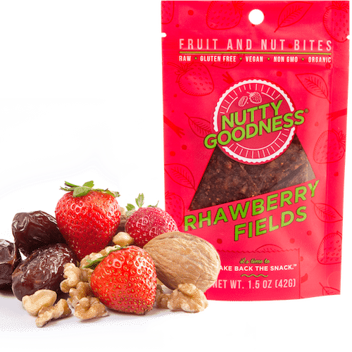 Nutty Goodness - Certified Paleo, PaleoVegan - Paleo Foundation