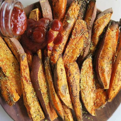 Sweet Potato Fries - True Made Foods - Certified Paleo, Paleo Vegan - Paleo Foundation