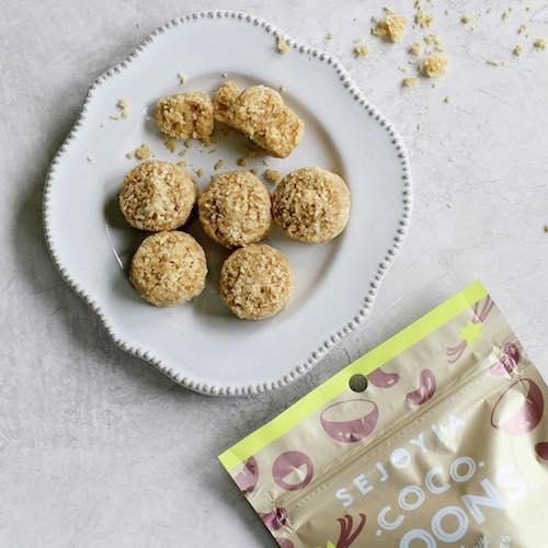 Vanilla Maple Coco-roons - Sejoyia - Certified Paleo, Paleo Vegan - Paleo Foundation