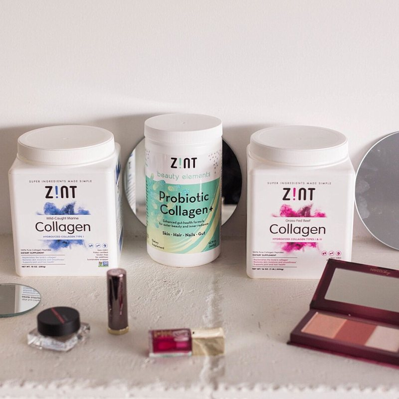 Lineup - Zint Nutrition - KETO Certified, Certified Paleo Friendly by the Paleo Foundation