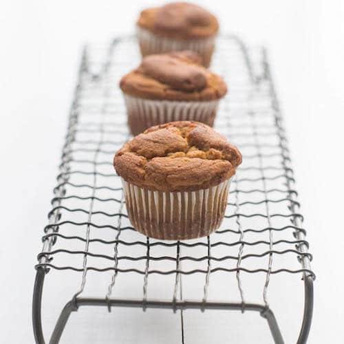 Sweet Potato Muffins - Soozy's Muffins - Certified Paleo - Paleo Foundation