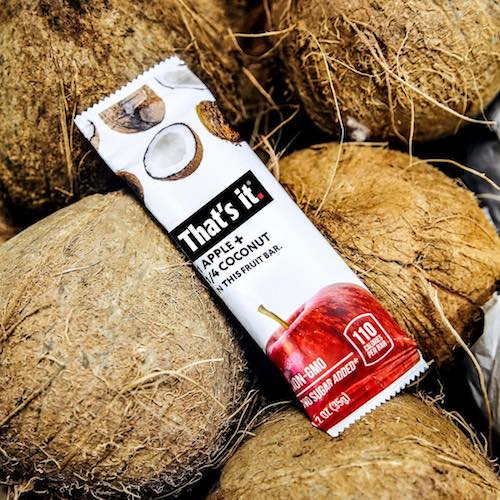 Apple + Coconut - That's it.® - Certified Paleo - Paleo Foundation