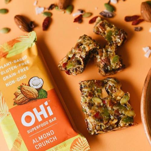 Almond Crunch - OHI Food Co. - Certified Paleo, PaleoVegan - Paleo Foundation 2