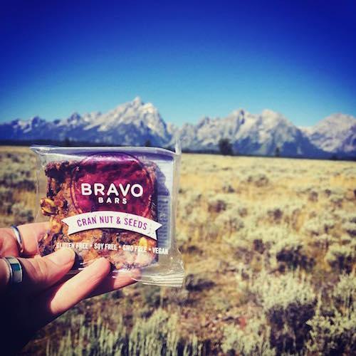 Cran Nut and Seeds Bravo Bars + Outdoors - Nutritious U - Paleo Friendly - Paleo Foundation