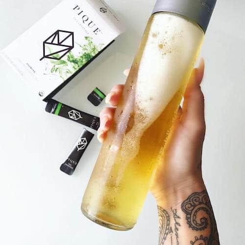 Jasmin Green Tea - Pique Tea - Certified Paleo, KETO Certified - Paleo Foundation