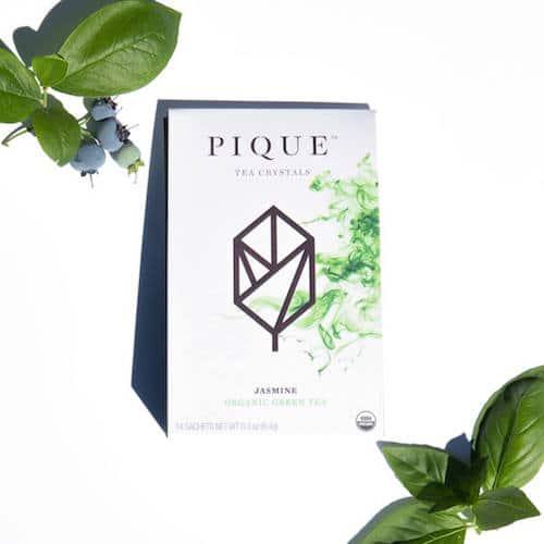 Jasmine Green Tea 3 - Pique Tea - Certified Paleo, KETO Certified - Paleo Foundation