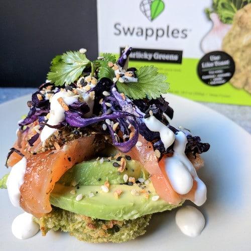 Garlicky Greens 2 - Swapples - Certified Paleo - Paleo Foundation