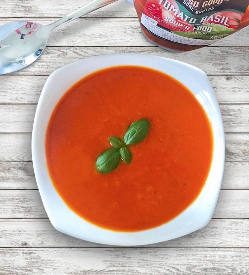 Osso Good Tomato Basil Paleo Soup Certified Paleo Certified Grain Free Gluten Free Soup