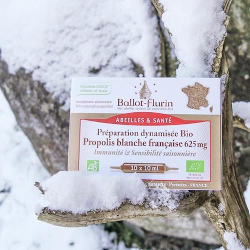 White Propolis - Ballot-Flurin - Certified Paleo - Paleo Foundation