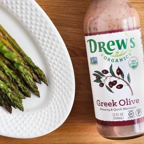 Greek Olive Dressing - Drew's Organics - Certified Paleo, Paleo Friendly - Paleo Foundation