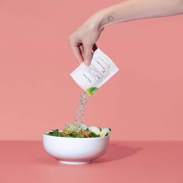 Humming Hemp protein bowl