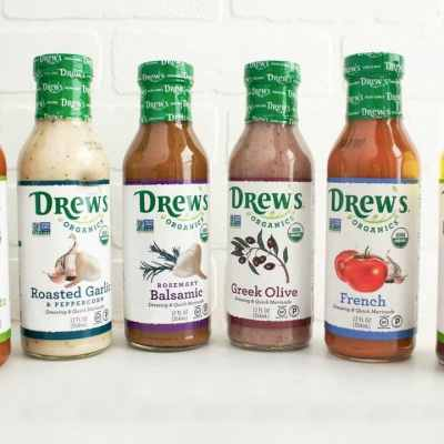 Lineup - Drew's Organics - Certified Paleo, Paleo Friendly - Paleo Foundation