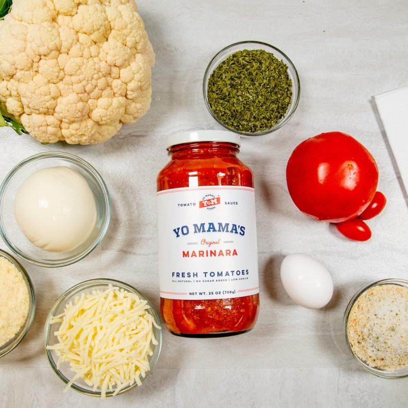 Yo Mama's Marinara Magnfica - Yo Mama's Foods - KETO Certified - Paleo Foundation