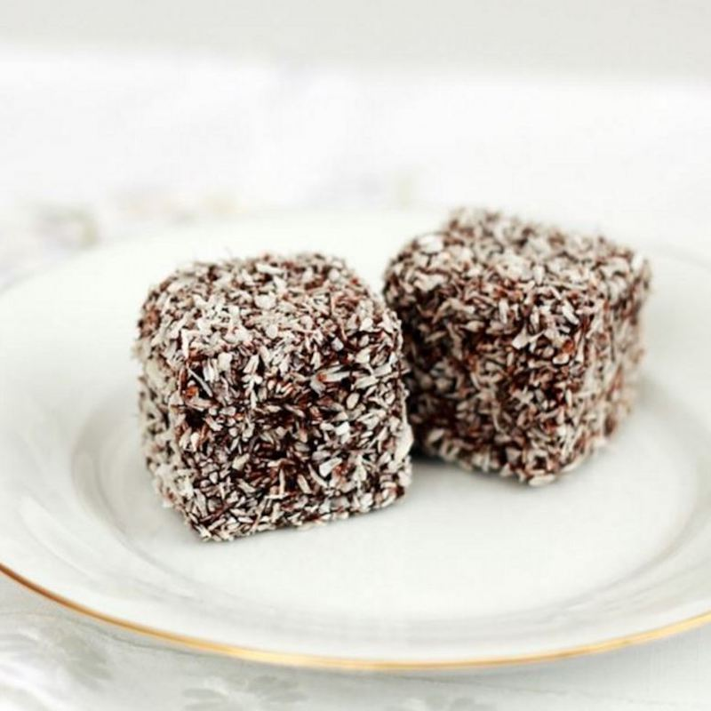 coconut bites with Baking Sweetener - Health Garden of USA - KETO Certified by the Paleo Foundation