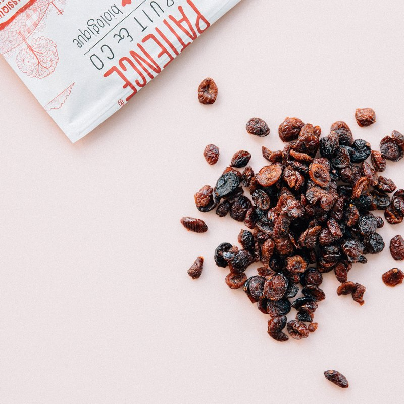 Classic Dried Cranberries, Sweetened with Apple Juice - Patience Fruit & Co - Certified Paleo by the Paleo Foundation