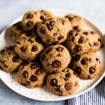 Keto Chocolate Chip Cookies Paleo Gluten Free Eats