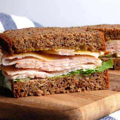 Homemade Paleo Sandwich Bread