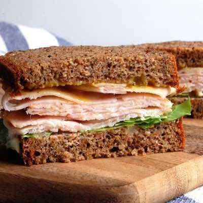 Homemade Paleo Sandwich Bread