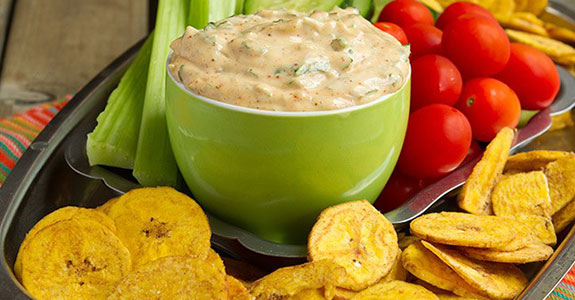 42 Out of This World Paleo Dip Recipes