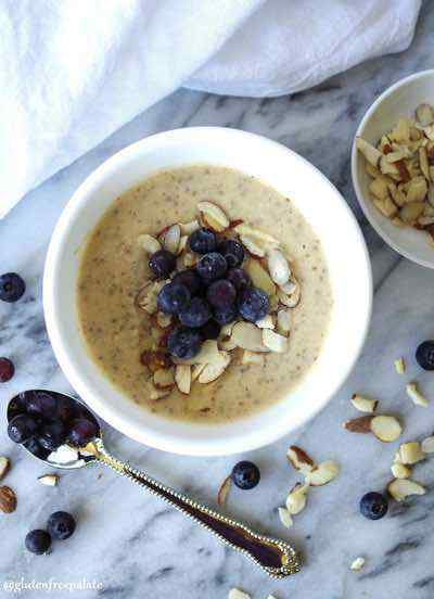 One Bowl Grain-Free Hot Cereal