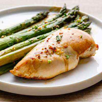 Easy 5 Ingredient Oven Baked Chicken Breast
