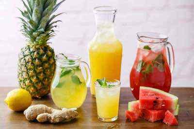 Easy Homemade Paleo Lemonade