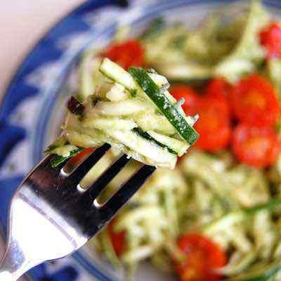 Easy Paleo Zucchini Noodles