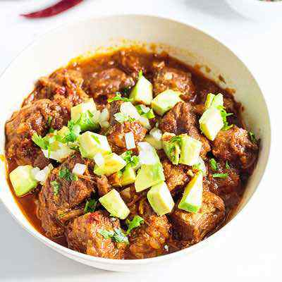 Spicy Texas Slow Cooker Chili