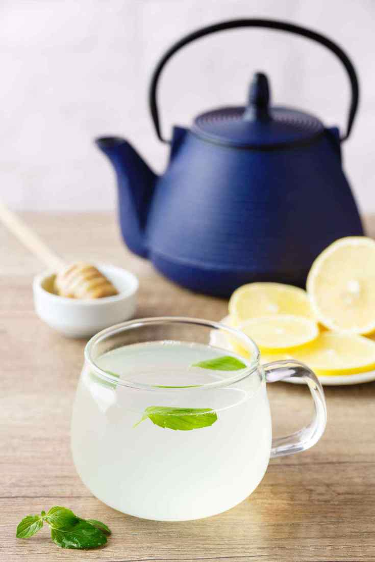 Lemon Water Weight Loss Drink