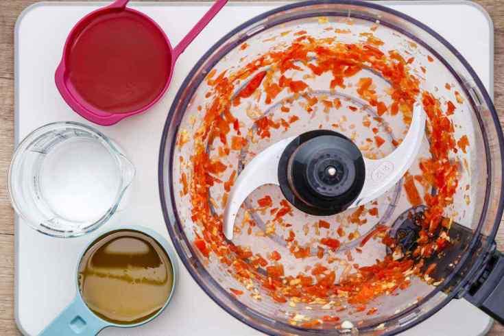 Instant Pot Sweet Chili Sauce