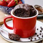 Fudgy Paleo Brownie In A Mug Ermahgerd Paleo Grubs