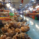 South koreans consume 55 kgs of seafood a year