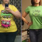 Success story: 40 kgs lost and looking good