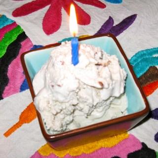 Butter Pecan Ice Cream & 28th Birthday Recap
