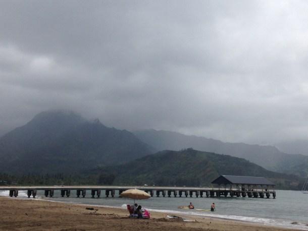 Hanelai Bay