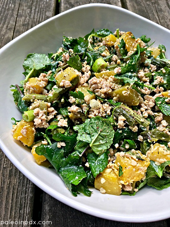 summer grain salad