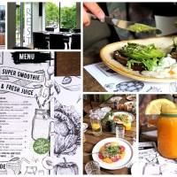 Terveysruokaa Tallinnassa - Ravintola Kadriorg