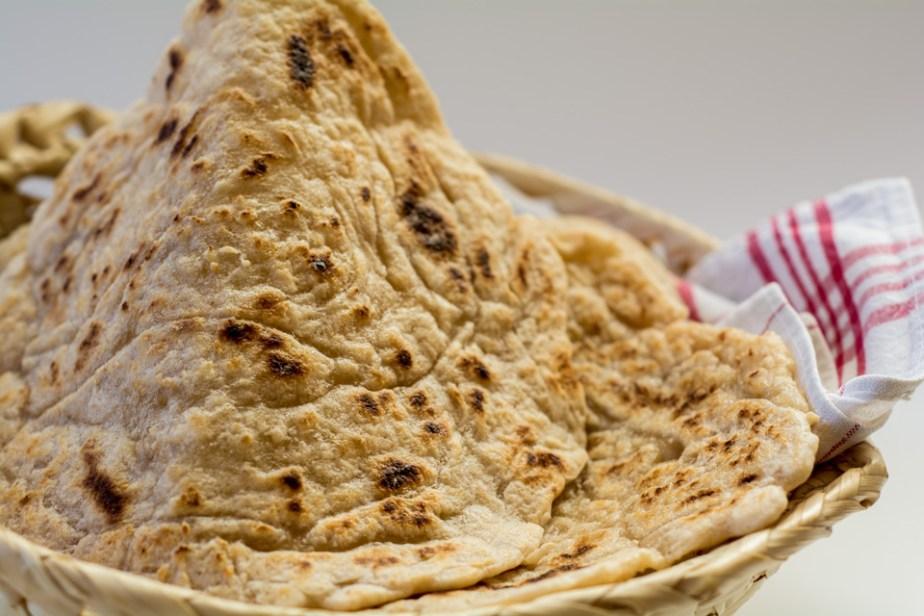 Indyjski Chlebek Naan Paleo Bez Glutenu I Zbóż Paleolife