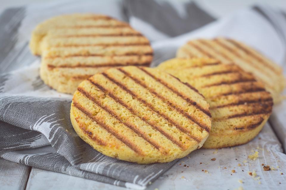 chleb tostowy paleo