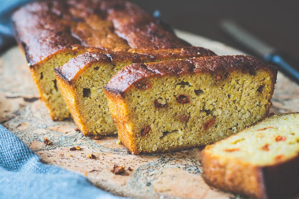 dyniowy chleb paleo