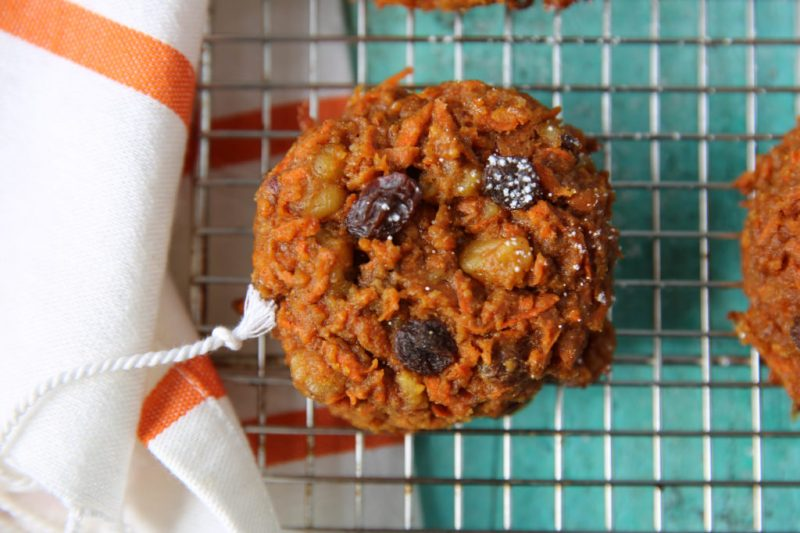 PaleOMG Carrot Breakfast Cookies