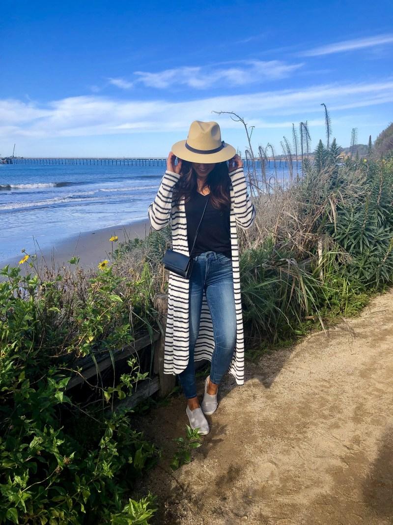 PaleOMG- Santa Barbara Outfits