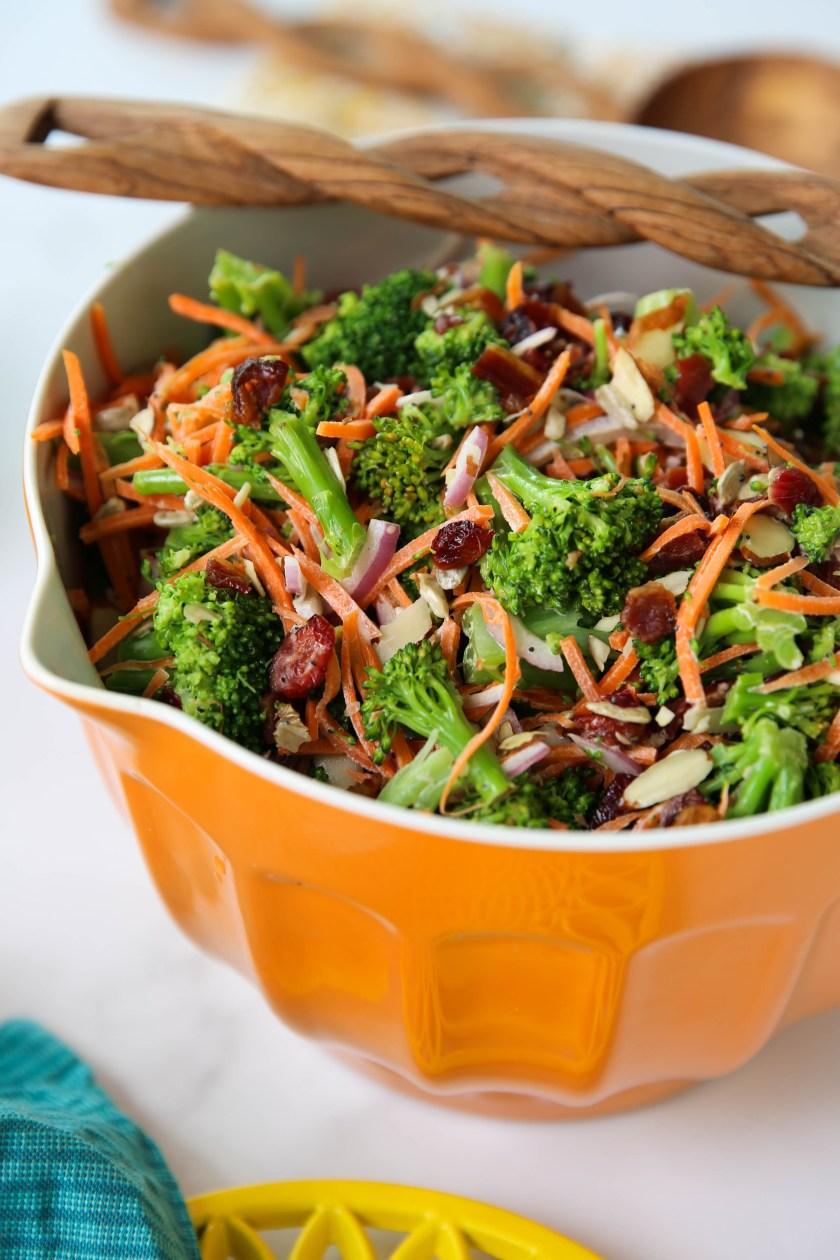 PaleOMG Broccoli Salad
