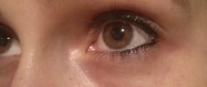 eyeliner casero