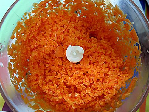 Paleo bocaditos zanahoria