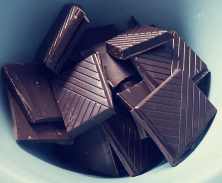 chocolate receta paleo